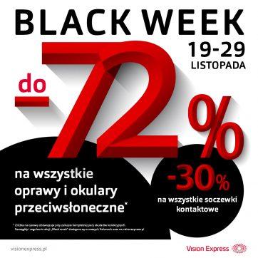 Black Week w Vision Express!