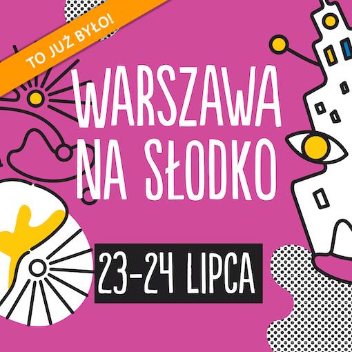 Warszawa na słodko